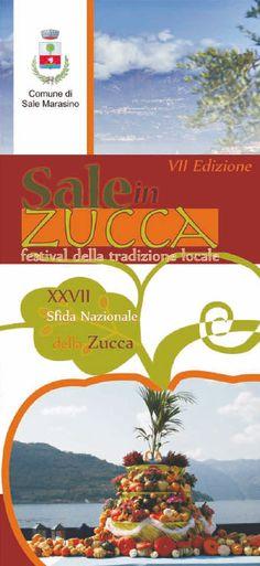Sale in zucca 7a edizione  http://www.panesalamina.com/2010/196-sale-in-zucca-7a-edizione.html