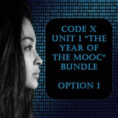 """Engaging package to teach """"The Year of the MOOC"""""""