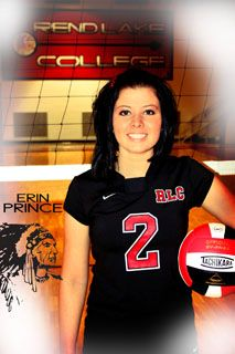 Image Detail for - Rend Lake College - Ina, IL - VOLLEYBALL: RLCs Prince puts pen to ...