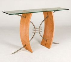 Can't afford custom furniture? A few pieces in strategic locations offers personality,