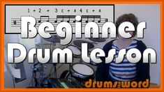★ How To Read DRUM Music ★ Free Video Drum Lesson - Part 1 (Drum Notation)