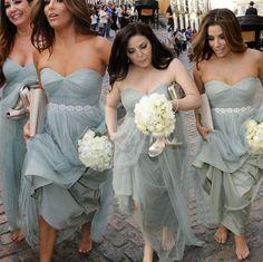 Charming Prom Dress,Beautiful Bridesmaid Dresses,A line Bridesmaid Dresses,Bridesmaids