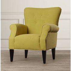 O2 Accent Arm Chair - Yellow | Konga Nigeria