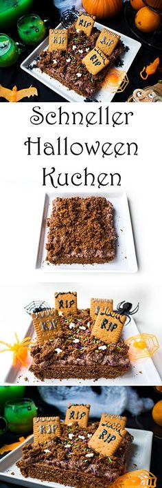 Halloween Party Rezepte 8 schnelle und leckere Ideen Halloween - schnelle und leichte küche