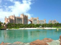 Royal Towers in Atlantis, Bahamas