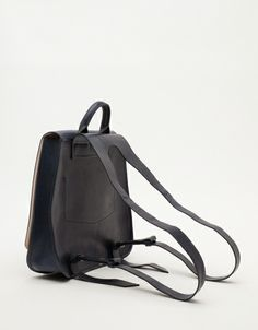 Clemence Backpack in Navy