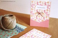 Selbst gebastelte Dankeschön-Karten Make your own thank you cards - see how on the blog #karten #karte #basteln #kartebasteln #kartenbasten #danke #dankeschön #dankeskarte #dankeskarten #thanks #thankyou #cards #giftcards #makecards #designcards #makeyourowncards #crafts #diy #crafting #handgemacht #mitliebe #diyblog #blog #craftblog #craftingblog #bastelblog