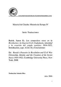 Alberto MASOERO - Líneas de fractura en el Imperio zarista. Una mirada de conjunto.pdf - OneDrive
