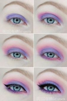 pastelgoth-ojos eye make up. Please choose cruelty free vegan., pastelgoth-ojos eye make up. Please choose cruelty free vegan brands and parent companies that do not test on animals or use animal. Goth Make Up, Eye Make Up, Stil Inspiration, Makeup Inspiration, Cute Makeup, Makeup Looks, Prom Makeup, Kawaii Makeup, Sleek Makeup