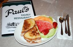 """Congratulations to Paul's Family Restaurant, 1300 Lawrence Avenue in Elgin, fo representing """"Crosstown"""" Elgin in the Downtown Madness Championship Round of Voting. Join the Madness in Elgin at www.DowntownElgin.com."""