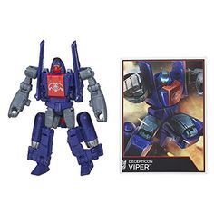 Transformers Generations Combiner Wars Legends Class Decepticon Viper Figure Transformers http://www.amazon.com/dp/B00NYSR5SK/ref=cm_sw_r_pi_dp_IFc-wb1G6VP0R