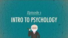 영어공부와 심리학 공부를 함께 할 수 있는 자료!