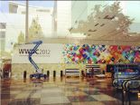 Moscone WWDC 2012 Banners start going up 'Where great ideas go on to do great things' [Gallery]