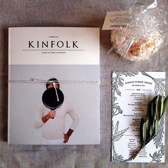 Kinfolk Dinner / @jchongstudio on instagram
