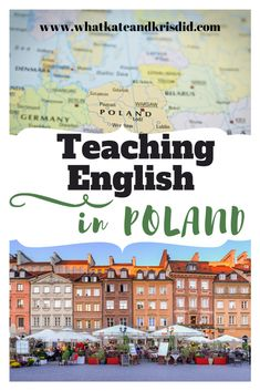 Thought about teaching English in Poland? It's a great opportunity for new TEFL teachers to start out, with professional schools and a nice lifestyle. Our guide takes you through the details on finding an English teaching job in Poland. Teaching Courses, Teaching Jobs, Teacher Salary, Teacher Recruitment, Professional School, Traveling Teacher, Language Immersion, Work Abroad, Language School