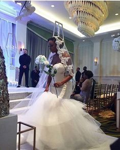 South African Plus Size Wedding Dresses With Sweetheart Neck Lace Appliques Tiered Skirts Dream Wedding Dresses, Bridal Dresses, Luxury Wedding, Wedding Bride, Wedding Updo, African American Weddings, Black Bride, Wedding Goals, Wedding Inspiration