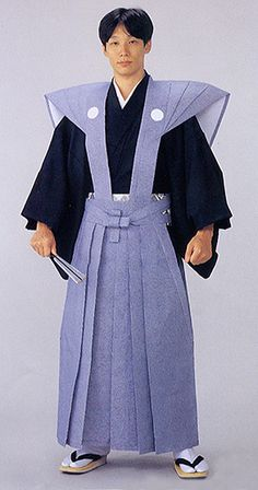 Greetings, What was/is the full attire of the samurai? Casual and Battle attire. Jedi Outfit, Japanese Costume, Japanese Kimono, Traditional Fashion, Traditional Outfits, Court Outfit, Court Attire, Samurai Clothing, Costumes Japan