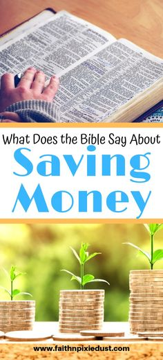 What Does the Bible say about Saving Money? – Finance tips, saving money, budgeting planner Biblical Verses, Encouraging Bible Verses, Savings Planner, Budget Planner, Biblical Stewardship, Money Plan, Managing Your Money, Finance Tips, Money Management