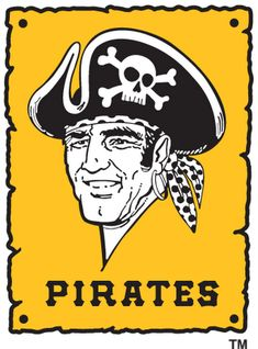 Pittsburgh Pirates Founded in 1887 as the National League Pittsburgh Alleghenies because of the local river. In 1891, when the players' league folded, players were assigned to NL teams. But Pittsburgh signed away one who'd been promised to the Philadelphia Athletics and their owner disparagingly called the Pittsburgh team pirates.