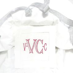 Cocktail napkins are the perfect gift for the bride and groom that have it all. Check out all the monogram options in my shop today!!
