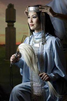 Yakutian woman