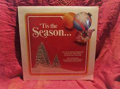 Amazing 'Tis The Season.John Giaordano The Nutcracker Vinyl Record LP 33 1985 Realistic Sealed The Forth, Old Vinyl Records, Tis The Season, Seasons, Amazing, Frame, Christmas, Gifts, Etsy