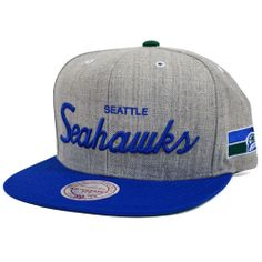Mitchell & Ness (sports specialties Script throwback) [OWNED]