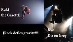 fly my fools!!!! the gazette ruki [] kyo dir en grey [] funny