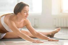 Jooga, joka parantaa seksielämääsi: neljä helppoa liikettä Asana, Butterfly Pose, Prayer Position, Asthma Relief, Asthma Symptoms, Yoga Journal, Back Muscles, Kuroko, Natural Treatments