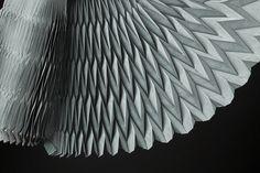 Reiko Sudo, Hiroko Suwa. NUNO cloth design: ZAWAZAWA.