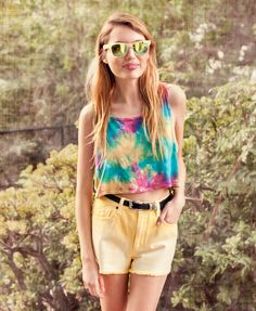 Do you love this summer look?