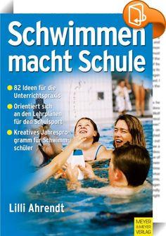 """Das Buch beinhaltet ein vielfältiges und kreatives Jahresprogramm """"Schwimmen"""", mit dem gezielt die Gesundheit von Kindern und das Schwimmenlernen gefördert werden soll.  Die Kinder werden schrittweise und spielerisch an das Erlebnisfeld Wasser herangeführt und dafür begeistert. Über Erfolgserlebnisse gewinnen sie Wassersicherheit und die innere Bereitschaft, Schwimmen zu lernen. Der Geräteplan und die 76 Unterrichtsabläufe mit verschiedenen Kleingeräten sind im vierphasig aufgebaut und…"""