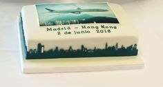Nueva ruta Madrid - Hong Kong operada por Cathay Pacific Airways. 2 de junio de 2016.