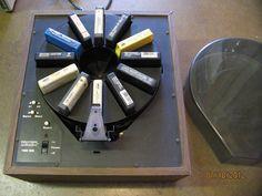 TELEX TMS-1001 8 TRACK CHANGER