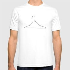 Wire Hanger by DavidsSociety6 @society6 #coat #hanger #women #men #ironic #irony #illustration #drawing #ink #pen #paper #funny #fun #shirt #tee #tshirt #products #chic #fashion #style #gift #idea #society6 #design #shop #shopping #buy #sale #fun #accessory #accessories #art #contemporary #cool #hip #awesome  #sweet