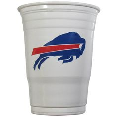 Buffalo Bills Game Day Cups