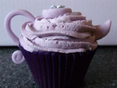 Teapot Cupcakes ~ Be Different...Act Normal
