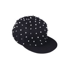 All-over Rivets Black Cap.Rivetted hat with plain bill. Rivets cover entire hat. Adjustable strap on back for perfect fit - See more at: http://pariscoming.com/en-all-over-rivets-black-cap-p146045.htm#sthash.40gRv85O.dpuf