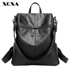 $$$ This is great forXQXA New Designer PU Leather Bag Backpack Women Black Causual Daypacks Vintage Bakcpacks for Teenager Girls Mochila High QualityXQXA New Designer PU Leather Bag Backpack Women Black Causual Daypacks Vintage Bakcpacks for Teenager Girls Mochila High QualityCheap...Cleck Hot Deals >>> http://id093546718.cloudns.ditchyourip.com/32678525046.html images
