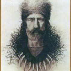 Hugh Glass IS the Terminator Mauled by bear and left for dead crawled for over 100 miles 6 Amazing Stories of Exploring the American West Anything picture Hugh Glass, Mountain Man Rendezvous, Mountain Art, Longhunter, Fur Trade, American Frontier, The Revenant, Le Far West, Old West