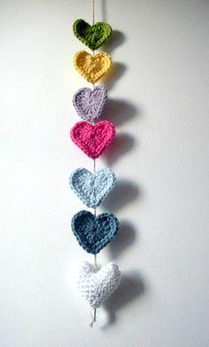 valentine garland