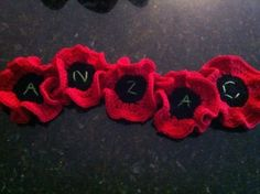 anzac poppies - Google Search