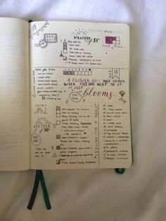 ♛ Bullet Journals ♛ — studyplants:   ✎ I started a bullet journal the...