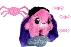 Fluse Kawaii Plush Vampire Bunny cute Monster Pink by Fluse123, €24.00