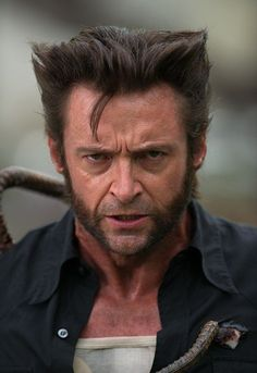 Hugh Jackman as Wolverine in X-Men: Days of Future Past Marvel Wolverine, Logan Wolverine, Wolverine Hair, Wolverine Movie, Marvel Heroes, Marvel Dc, Logan Xmen, Hugh Jackman Images, Top Superheroes