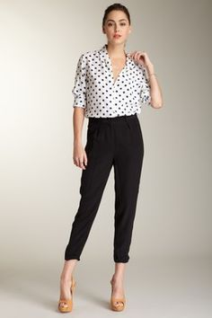 Whitney Eve Claud Tapered Pant