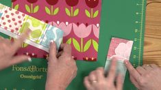 The Fons & Porter staff show you how to make the Realigned quilt.