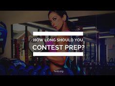 How Long You Should Contest Prep | Danyelle Mastarone | HMB