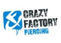 misskurtazopinionistbeautyfood: CRAZY FACTORY PIERCING COLORE E FANTASIA