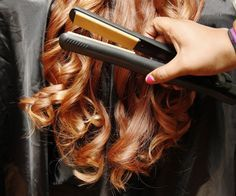 You don't need a curling iron to get perfect curls you'll love! Next time you are looking for a new, fun hairstyle, pull out your flat iron…
